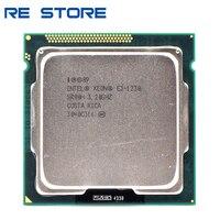 Verwendet Intel Xeon E3 1230 SR00H 3,20 GHz 8MB Quad Core LGA 1155 CPU Prozessor