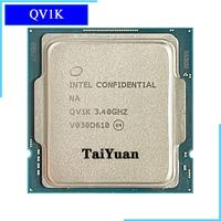Intel Core i9 11900K ES QV1K Acht-Core Sechzehn-Gewinde CPU Prozessor 65W 16M Müssen b560 Z590 Motherboard buchse 1200 LGA