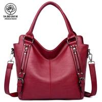 2021 Luxury Handbags Women Bag Designer High Quality Leather Shoulder Bag Women Big Tote Casual Female Shoulder Messenger Bags