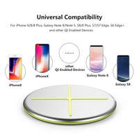 FLOVEME צ 'י מהיר אלחוטי מטען עבור Xiaomi Huawei מהיר תשלום אלחוטי טעינת Pad עבור iPhone 12 11 פרו מקס טלפון מטען