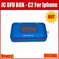 JC DFU Box - C2 iPhone 백플레인 USB 전압 화면의 현재 SLN ECID 정보 읽기 모델 복원, iPhone 백플레인