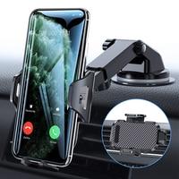 2021 פרייר רכב מחזיק טלפון Stand במכונית לא מגנטי GPS הר תמיכה עבור iPhone 11 פרו xiaomi סמסונג