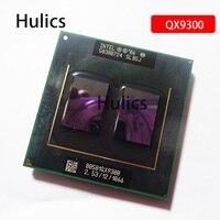 Hulics Original für Intel CPU Prozessor QX9300 SLB5J 2,53 GHz 1066MHz FSB Sockel P scrattered stücke Für PM45