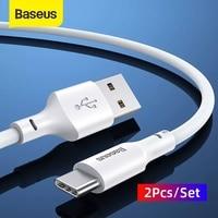 Baseus 5A USB Typ C Kabel USB C Kabel Typ C kabel für Huawei Schnelle Lade Daten Kabel Ladegerät USB kabel C Für Samsung S20 S10