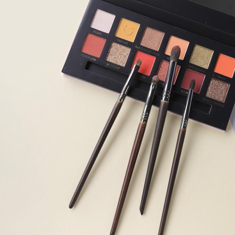 OVW maquillaje profesional cepillo conjunto punto Shader pequeño cepillo de mezcla pinceaux maquillage yeux pedzle ¿hacer zestawy