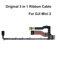 Original Neue DJI Mini 2 Teil-3 in 1 Flache Kabel Gimbal Flex Band Kabel Reparatur Teile Für Mavic mini 2 Service Ersatz