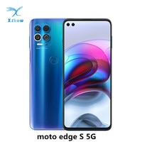Motorola-Moto Edge S 5G 스마트폰, 글로벌 Rom, 6.7