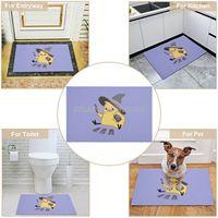 Magical Tarot Witch Birdblob Doormat Printed Carpet Entrance Bathroom/Living Room/Bedroom Floor Mat Birdblob Witch Tarot Cute Ad