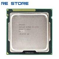 Verwendet Intel Xeon E3 1270 3,4 GHz LGA 1155 8MB Quad Core CPU Prozessor SR00N