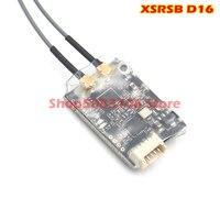 Xsrsb completa compatível d16 2,4g 16ch accst receptor s-bus cppm smartport frsky x9d x9e x9dp x12s x10 transmisor de drone