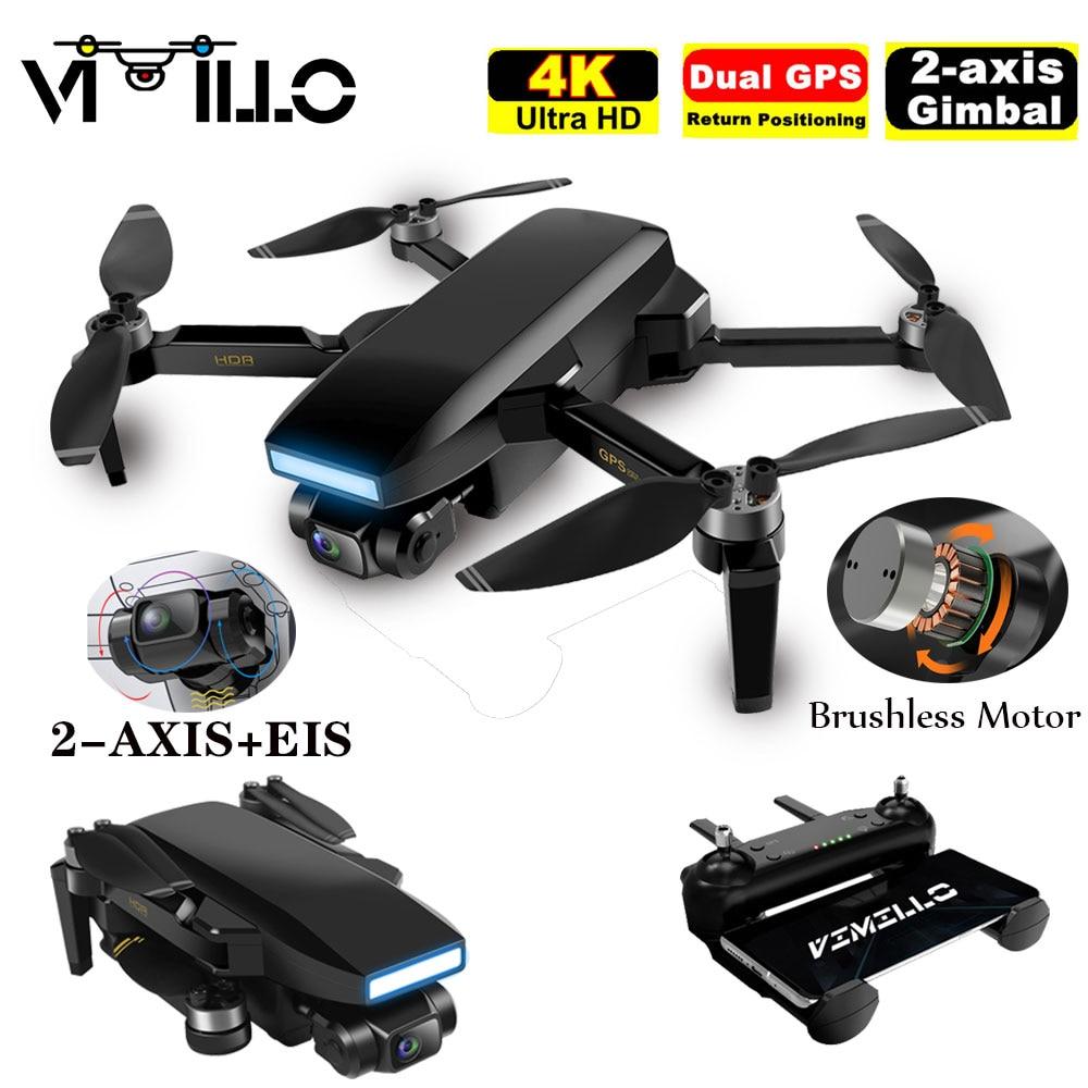 SG108 MAX 2021 Neueste 4K Drone 2-Achsen Gimbal Professionelle Kamera 5G WIFI FPV Eders Bürstenlosen 26 minuten Abstand 1,2 km Rc Quadcopter