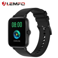 LEMFO Y20 스마트 워치 남자 IP67 방수 P8 플러스 여러 운동 피트니스 수면 모니터링 여성 HD 스크린 Smartwatch 2021