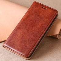 Wallet Case Voor Xiaomi Redmi 4 4A 5 5A 6 6A 7 7A 8 9 9C 9A Note 10 9S Poco X3 Pro M3 Flip Lederen Boek Telefoon Cover Magneet Coque