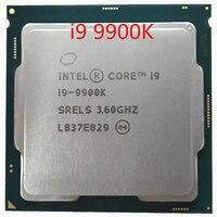 Intel Core 3,6 Ghz 8 Kerne 16 Themen Gamer Büro Pc Intel I9 9900K I9-9900K es Daten Prozessor