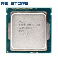 Verwendet Intel Core i5 4690S 3,2 GHz Quad-Core 6M 65W LGA 1150 CPU Prozessor