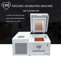 TBK-578 새로운 릴리스 미니 데스크탑 LCD 화면 냉동 분리 기계 냉동 분리기 아이폰 삼성 깨진 화면 수리
