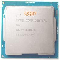 Intel Core i9-9900K procesador ES/QS CPU i9 9900k QQBY 8core 16 hilo i9 9900K 3,1 GHz 16MB 14nm 95W FCLGA1151