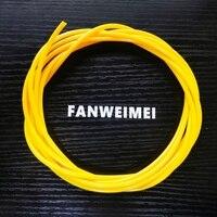 Corda tpu corda pu 3.5-4-5-8-10mm, acessórios para pular corda sólida peças de reposição, comprimento de 3m