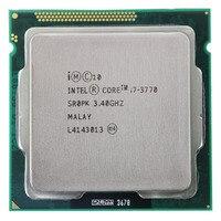 Intel Core i7-3770 i7 3770 CPU 3,4 GHz/8 MB/Quad Core/22nm/Sockel LGA 1155 CPU