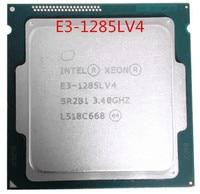 Original Intel Xeon E3-1285LV4 CPU 3,40 GHz 6M LGA1150 Quad-core E3-1285L V4 prozessor Kostenloser versand