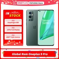 DHL Frei Globale ROM Oneplus 9 Pro 5G Smartphone Handy 6,7