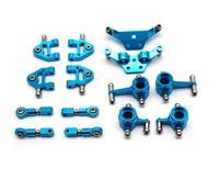 Wltoys-conjunto completo de peças para carro, peças de metal para absorção de choque, modelos wltoys 1/28, p929, p939, k979, k989, k999, k969, rc