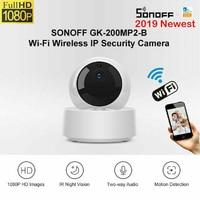 Sonoff GK-200MP2-B 1080P HD Drahtlose WiFi APP Control IP Security Kamera Motion Detektiv 360 ° Betrachtungs Aktivität Alarm