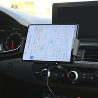 Automatische spann Auto Qi Wireless-ladegerät für Samsung Galaxy Falten Hinweis 10 9 S10 Galaxy Fold S20 Note9 Note10 Note8 iPhone 8Plus XR XS 11Pro Max HUAWEI XIAOMI Air vent Halterung Telefon Halter