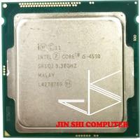 Intel Core Prozessor I5 4590 I5-4590 LGA 1150 3,3 GHz 22 nanometern Dual-Core 100% arbeits richtig Desktop Prozessor