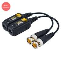 10 Pairs 8MP AHD Kamera Video Balun Twisted Video Stecker UTP CAT5/5E Konverter für 2MP 5MP 8MP Analog kamera