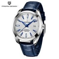 2021 PAGANI DESIGN New Pilot Watch Luxury Sapphire Glass Automatic Waterproof 100M Mechanical Watches Top Brand Watch For Men