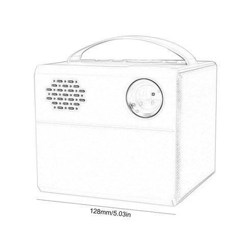 Portable LED True Stereo Super Sense Sound Quality