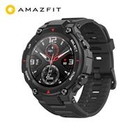 정품 Amazfit T rex T-rex 스마트 워치 남성 5ATM 스마트 워치 제어 음악 GPS 20 일 배터리 수명 MIL-STD 안드로이드