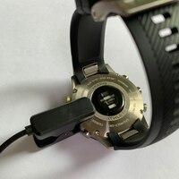 Garmin MARQ 시리즈 MARQ Drive A-viator Captain Adventurer Watch 용 USB 충전 케이블 휴대용 시계 충전기 어댑터