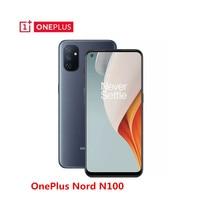 OnePlus Nord N100 Globale Version 4GB RAM 64GB ROM Smartphone 90Hz 6.52 ''Bildschirm 13MP Triple Kameras 5000mAh 18W handy