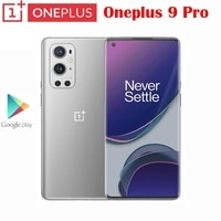 Offizielle Neue Original Oneplus 9 Pro 5G Handy Snapdragon 888 6,7 zoll LTPO AMOLED 48MP Kamera NFC 4500mah 65W Super Ladung