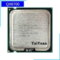 Intel Core 2 Extreme QX6700 2,6 GHz Quad-Core CPU Prozessor 1066 L2 = 8M 130W LGA 775
