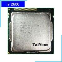Intel Core i7-2600 i7 2600 3,4 GHz Quad-Core CPU Prozessor 8M 95W LGA 1155