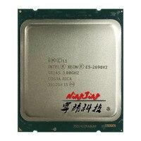 Intel Xeon E5-2690v2 E5 2690v2 E5 2690 v2 3,0 GHz Zehn-Core Zwanzig-Gewinde CPU Prozessor 25M 130W LGA 2011