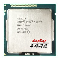Intel Core i7-3770K i7 3770K 3,5 GHz Quad-Core CPU Prozessor 8M 77W LGA 1155