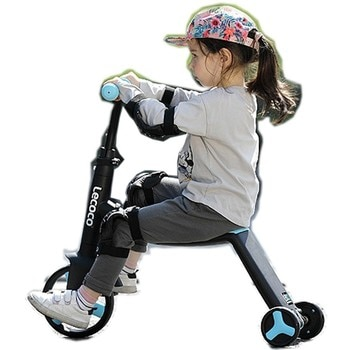 Kick Scooter LEO-X3 3 in 1 Street Indoor Kid 3 Round PU Wheel