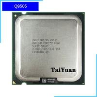 Intel Core 2 Quad Q9505 2,8 GHz Quad-Core CPU Prozessor 6M 95W 1333 LGA 775