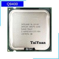 Ntel Core 2 Quad Q9400 2,6 GHz Quad-Core CPU Prozessor 6M 95W 1333 LGA 775