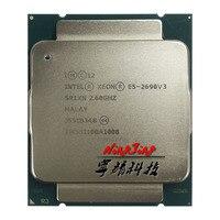 Intel Xeon E5-2690 v3 E5 2690v3 E5 2690 v3 2,6 GHz Zwölf-Core Zwanzig-vier-Gewinde 30MB 135W CPU Prozessor LGA 2011