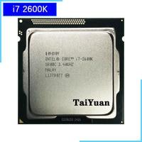 Intel Core i7-2600K i7 2600K 3,4 GHz Quad-Core CPU Prozessor 8M 95W LGA 1155