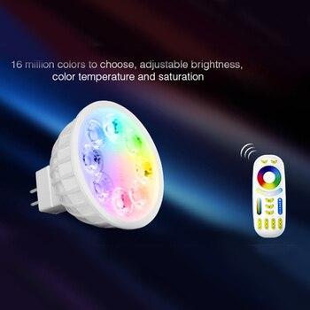 Dimmable Mr16 Lumière 4g Milight Dc12v 2 Sans Fil Spot yNmnOPwv80
