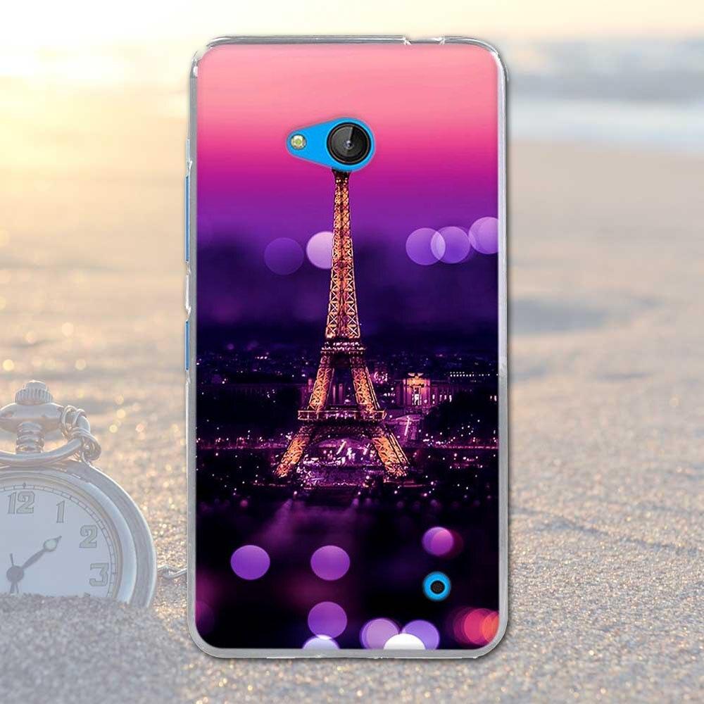 Coque dla nokia 640 case pokrywa dla nokia microsoft lumia 640 silikonowe cell phone case miękka tpu shell dla nokia 640 lumia 640 torba 8