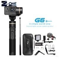 Feiyutech Feiyu G6 Splash Proof 3-axis Handheld Gimbal for Gopro HERO5 HERO4/3+ 6 Action Camera Stabilizer Xiaoyi RX0
