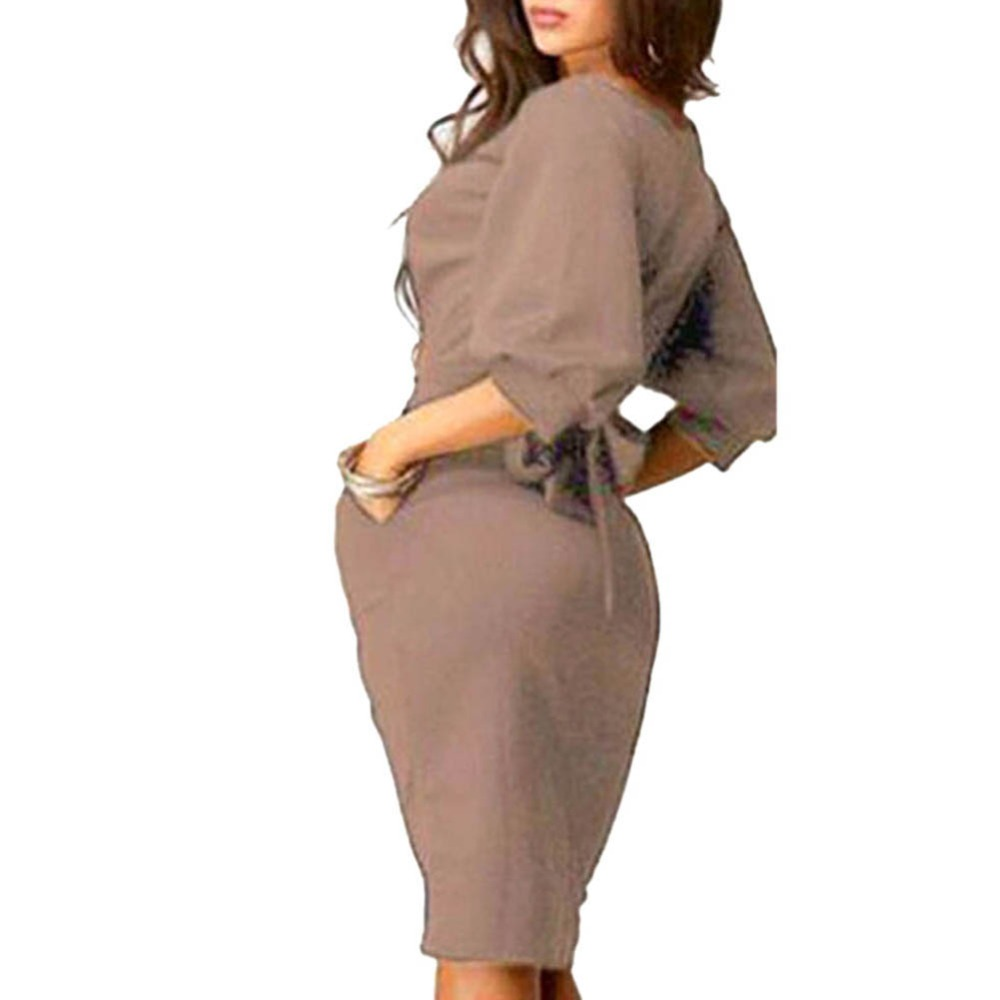 2017 jesień dress kobiety moda casual mini dress solid color krótki rękaw szyi kobiety dress dwie boczne kieszenie czarne sukienki 8