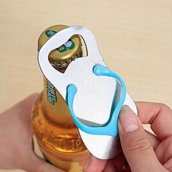 4c1e3a2bc Beer Bottle Opener 4 In 1 Slipper Stainless Steel Pocket Beer Bottle Opener  Can Random Colors